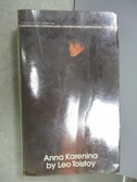 【書寶二手書T2/原文小說_MKK】Anna Karenina_Leo Tolstoy