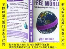 二手書博民逛書店A罕見Complaint Free World: The 21-