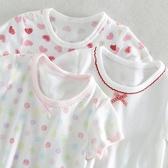 日繫女童睡衣T恤短袖全棉打底衫外穿女寶寶T親膚柔軟半袖家居童裝 童趣屋