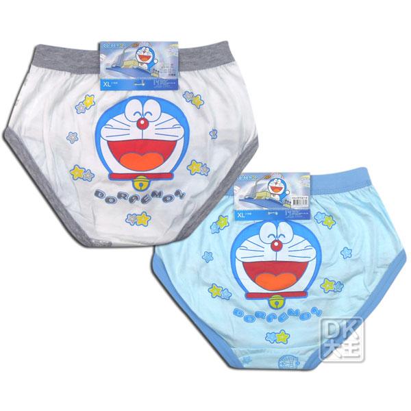 哆啦A夢(小叮噹) 兒童三角褲 內褲 (2件) ~DK襪子毛巾大王