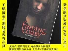 二手書博民逛書店FINDING罕見COABY【072】Y10970 DAVID