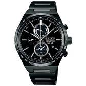 【人文行旅】SEIKO | 精工錶 SBPJ037J SPIRIT 太陽能藍寶石鏡面腕錶