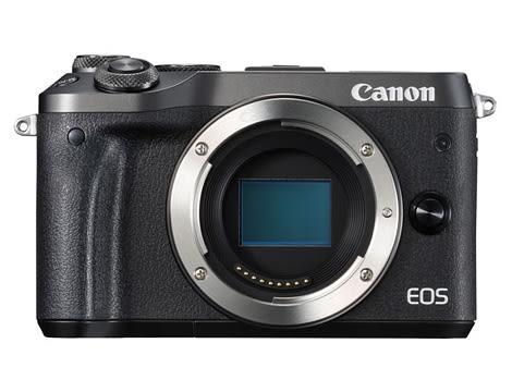 Canon EOS M6 Body 黑色〔單機身〕平行輸入