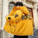 棉衣男潮韓版棉襖2020年新款冬季外套加厚寬鬆工裝學生羽絨棉服帥 沸點奇跡