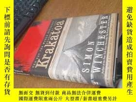 二手書博民逛書店Krakatoa罕見THE DAY WORLD EXPLODED