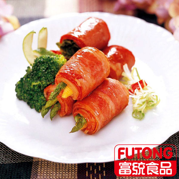 【富統食品】B級培根1KG《05/31-06/19特價268》