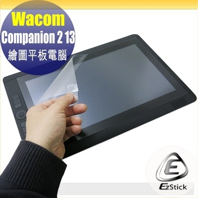 "【Ezstick】Wacom Cintiq Companion 2 13"" DTHW 1310 專用 TOUCH PAD保護貼"