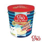 【CIAO】啾嚕肉泥-鰹魚海鮮綜合14g*120條SC-212(D002B72)