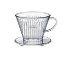 金時代書香咖啡 Kalita 102-DL 傳統樹酯三孔濾杯 2-4人份 #05003