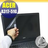 【Ezstick】ACER A317-51G 靜電式筆電LCD液晶螢幕貼 (可選鏡面或霧面)