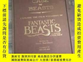 二手書博民逛書店The罕見Case of Beasts: Explore the