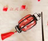 燈籠-仿古手提小燈籠 漢服古裝拍攝道具 新年中秋節日裝飾宮燈  東川崎町