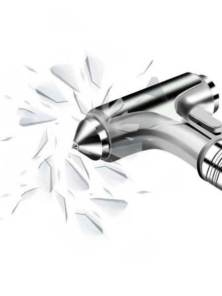 多功能救生锤 安全錘車用多功能救生錘應急消防逃生錘車載防身錘汽車一秒破窗器