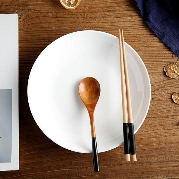6個裝純白家用陶瓷盤子套裝 簡約圓形深湯菜盤飯盤裝菜碟子餐具   新品全館85折