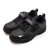LIKA夢 ARNOR 防滑多功能工作鞋 即刻防滑系列 黑灰 93970 男