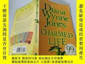 二手書博民逛書店Diana罕見Wynne Jones:Charmed Life 戴安娜·懷恩·瓊斯:魅力人生Y200392