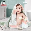 巴布豆嬰兒浴巾純棉紗布新生兒全棉毛巾寶寶超柔吸水洗澡巾兒童 傑森型男館