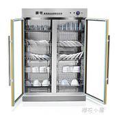 新茶夫消毒櫃商用1000L立式雙門大容量廚房食堂大型消毒碗保潔櫃igo『櫻花小屋』