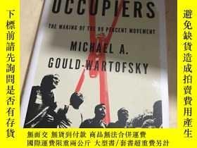 二手書博民逛書店the罕見occupiers the making of the 99percent movement占領者發起了