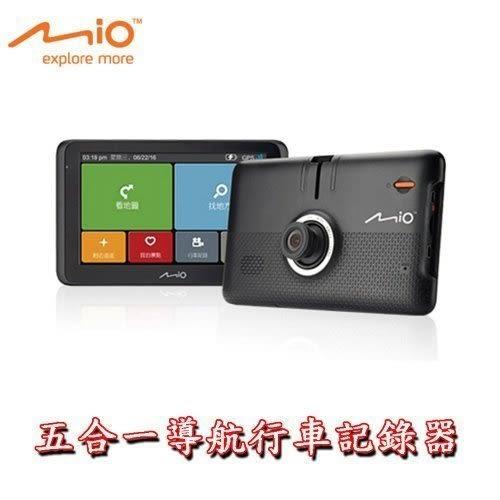 Mio 行車紀錄器 【MIO-60】 MiVue Drive 60五合一1080P 導航機 送16g記憶卡 新風尚潮流