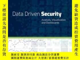 二手書博民逛書店Data-driven罕見SecurityY464532 Jay Jacobs; Bob Rudis Wile
