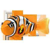 銀輝神奇樂寶魚可充電版 仿真電動寵物小魚 洗澡戲水玩具 WD