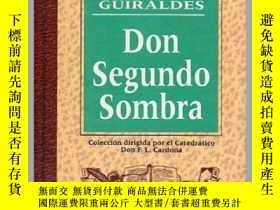 二手書博民逛書店Don罕見Segundo Sombra (pittsburgh Editions Of Latin America