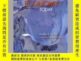 二手書博民逛書店The罕見Micro Economy Today 13th ed