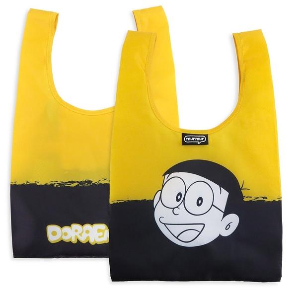 ﹝三代﹞murmur 哆啦A夢 小叮噹 大雄 便當袋 購物袋 手提袋 隨身購物袋 小購物袋 飲料袋