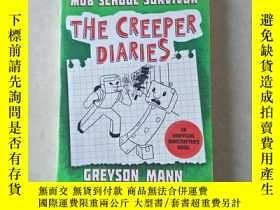 二手書博民逛書店the罕見creeper diariesY447092 Greyson Mann   Skyhorse