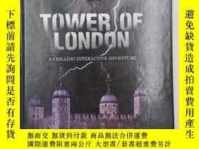 二手書博民逛書店The罕見Tower of London: A Chilling