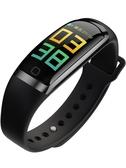 大顯DX900 心率計步睡眠監測運動手環 防水智慧手環男女手錶 彩屏消息提醒 極速出貨
