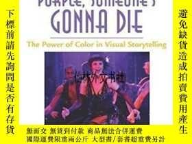 二手書博民逛書店【罕見】If It s Purple, Someone s Go
