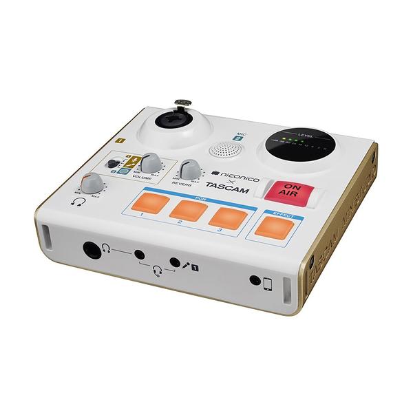 【日本TASCAM】達斯冠 MiNiSTUDIO Personal US-32 直播錄音介面 公司貨