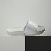 New Balance 灰紫 LOGO 防潑水 韓國 休閒 涼拖鞋 SD1101IGR