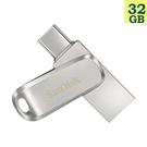 SanDisk 32GB 32G Ultra Luxe TYPE-C【SDDDC4-32G】OTG USB 3.1 雙用隨身碟