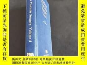 二手書博民逛書店Modern罕見Vascular Surgery Volume 4Y168439