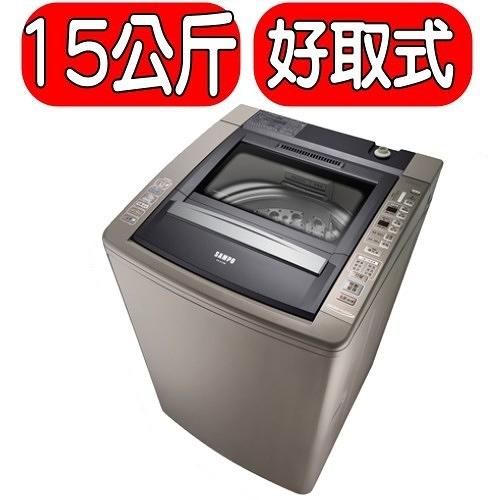 SAMPO聲寶【ES-E15B(K1)】15KG洗衣機 優質家電