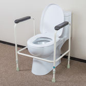 安全扶手 老人馬桶起身器安全扶手防滑免安裝衛生間助力架孕婦坐便器扶手 igo 小宅女