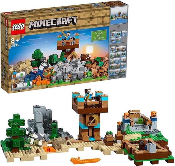 LEGO (LEGO) Minecraft Craft Box 2.0 21135