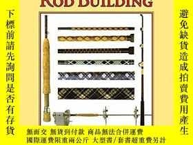 二手書博民逛書店Advanced罕見Custom Rod BuildingY19