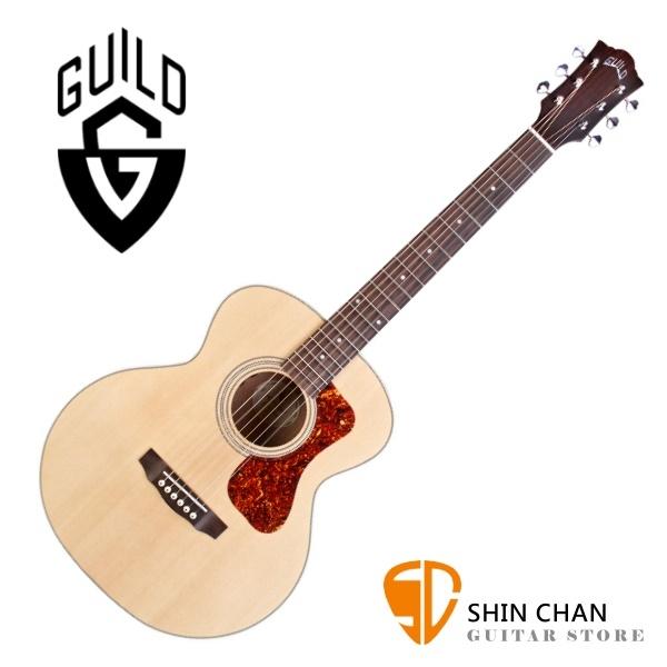 Guild 美國品牌 Guild Jumbo Junior Mahogany 可插電 面單板小吉他/36吋 旅行吉他 附原廠吉他袋 GS Mini 殺手