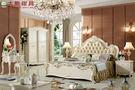 【大熊傢俱】T02 法式 雙人床 床台 五尺床 皮床 床架 歐式 韓式 下單前請先來電洽詢有無現貨