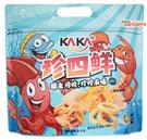 【吉嘉食品】KAKA 珍四鮮(冠軍蝦) 每包120公克±5% {4712487361906}[#1]