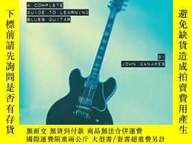 二手書博民逛書店More罕見Blues You Can Use-你可以用更多的藍調Y436638 John Ganapes H