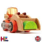 免運費《 EDTOY 》變形推土機╭★ JOYBUS玩具百貨