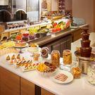 台北花園酒店六國餐廳自助式午餐或晚餐券(...