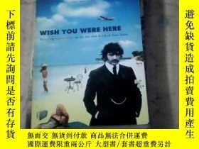 二手書博民逛書店Wish罕見You Were Here(英文原版)11905 W