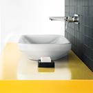 【麗室衛浴】德國頂級HANSGROHE Logis 壁式面盆龍頭 71220 出水 195mm