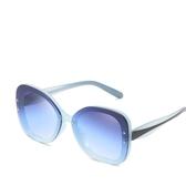 歐美大框太陽鏡 鉚釘太陽眼鏡復古墨鏡【五巷六號】y165